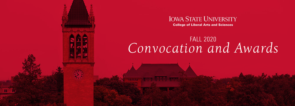 LAS Fall Convocation Graphic With Campanile